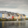 Reflection of the Claddagh Houses
