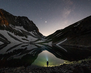 Stars Over the Elk Mountains