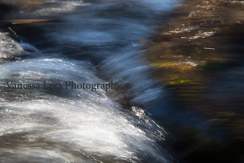 The river Tweed, Walkerburn, Scotland