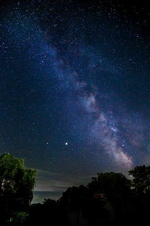 Michigan Milky Way