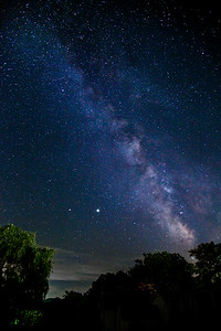 Michigan Milky Way