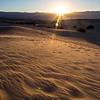 Mesquite Flat Dunes, Death Valley, California