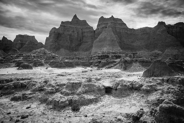 Mars. Uh, I mean Badlands National Park, SD