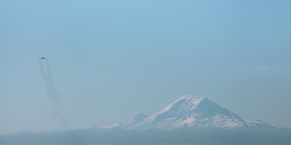 Get That Looked At - Mt. Rainier (via Seattle)