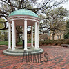 The Old Well at the University of North Carolina at Chapel Hill