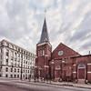 First Baptist Church, South Wilmington Street, Raleigh, NC