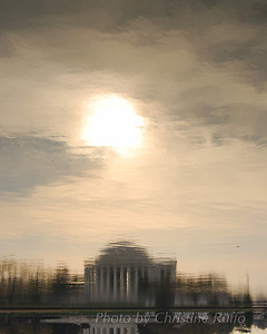 Jefferson Memorial Photo by Christine Ruffo All rights reserved
