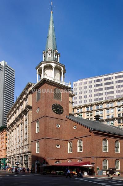 Twin Lights - Boston