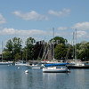 Harbor, Woods Hole (Falmouth), MA, Cape Cod.