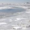 Wellfleet Wildlife Santuary in Winter, Wellfleet, MA on Cape Cod.