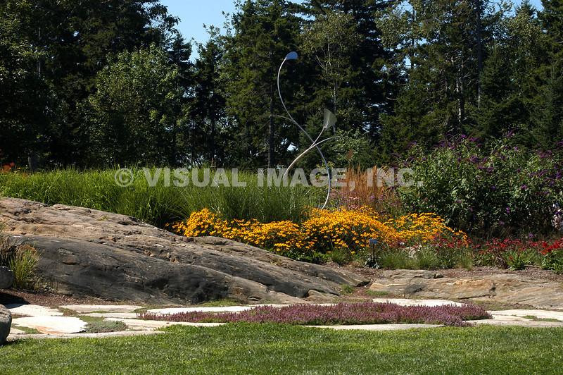 Sculpture/Garden - Maine