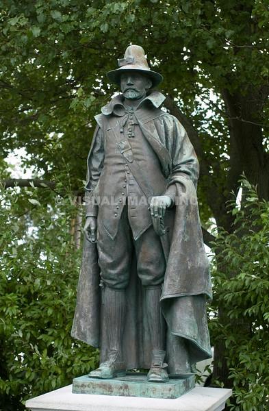 Statue - Massachusetts