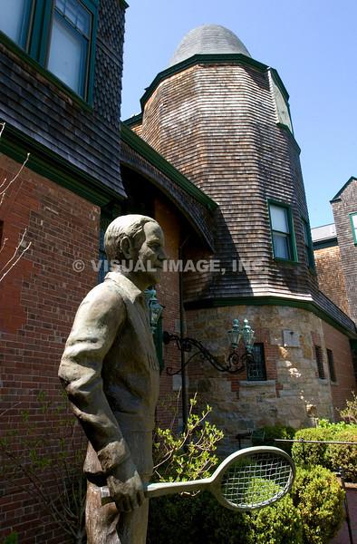 Statue - Rhode Island