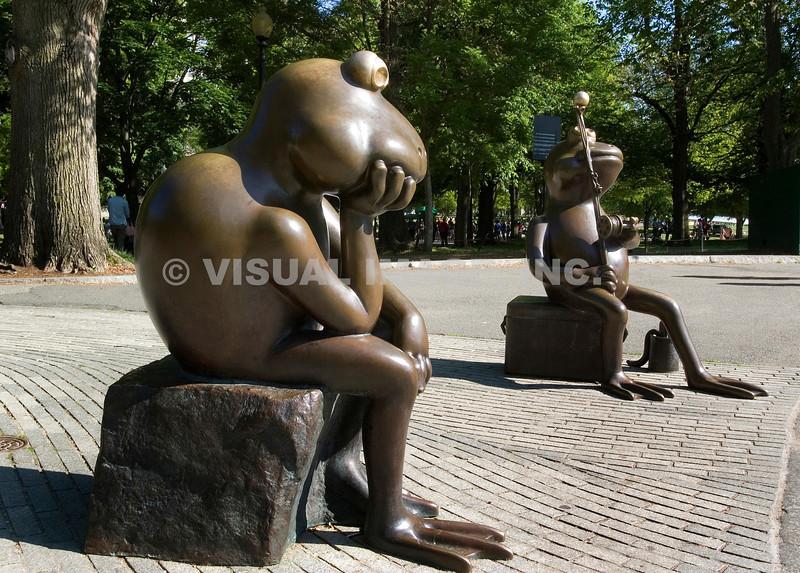 Statues - Massachusetts