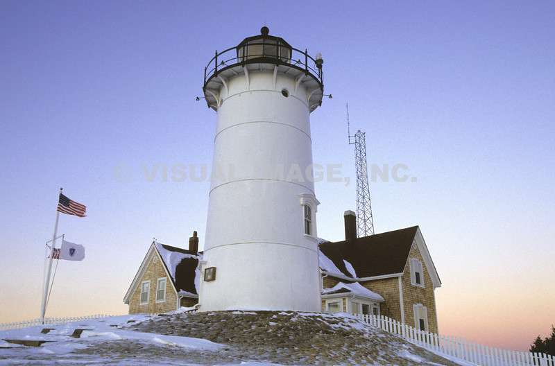 Lighthouse - Massachusetts
