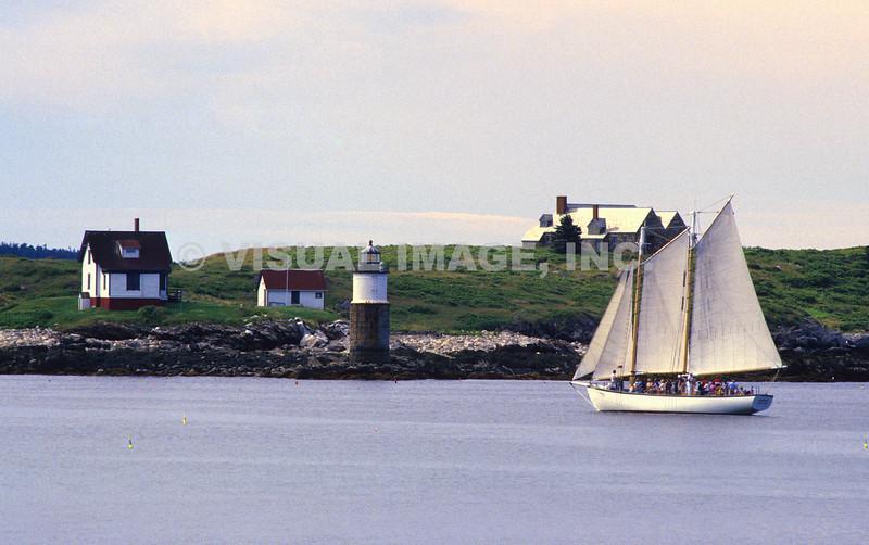 Lighthouses - Maine