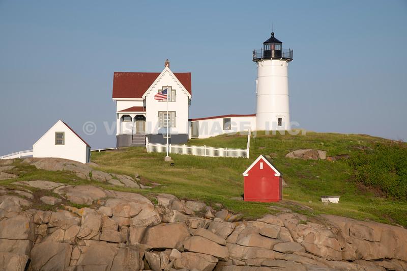 Lighthouse - Maine