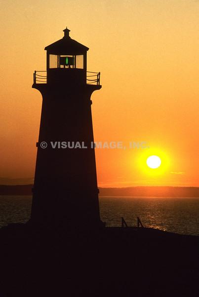 Lighthouses - Nova Scotia