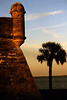 Fort Castillo de San Marcos, Augustine, FL. <br /> (c)Anna M. Croke/Visual Image, Inc.