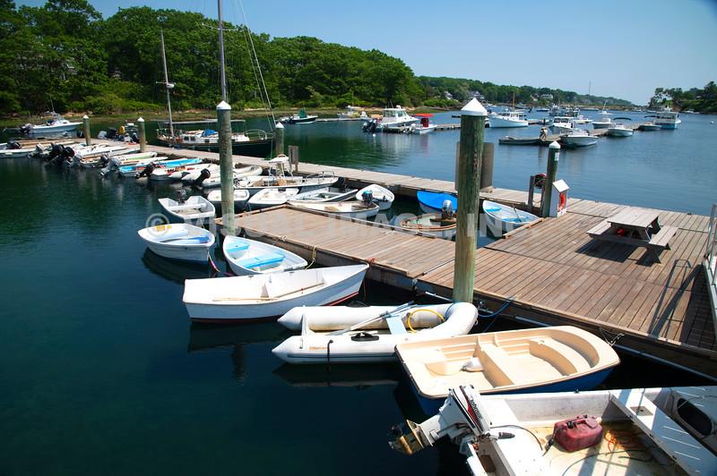 Maine - York Harbor