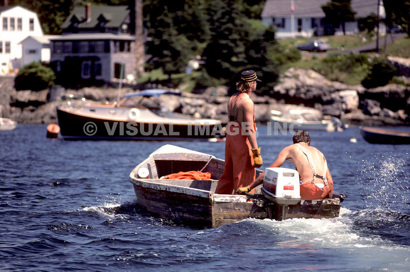 Maine - Boothbay