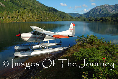 Float Plane Misty Fjiords Alaska