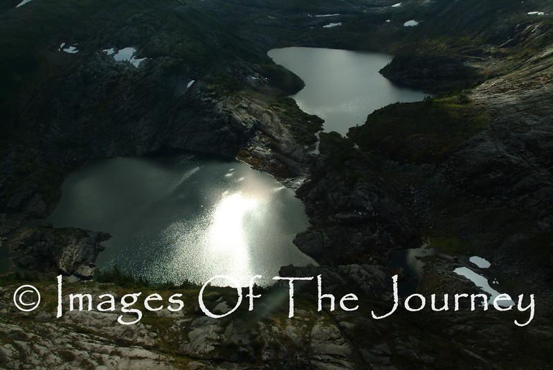 Pot Hole Lakes (Misty Fjiords National Park)