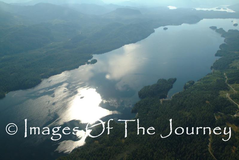 Lake Light (Misty Fjiords National Park)