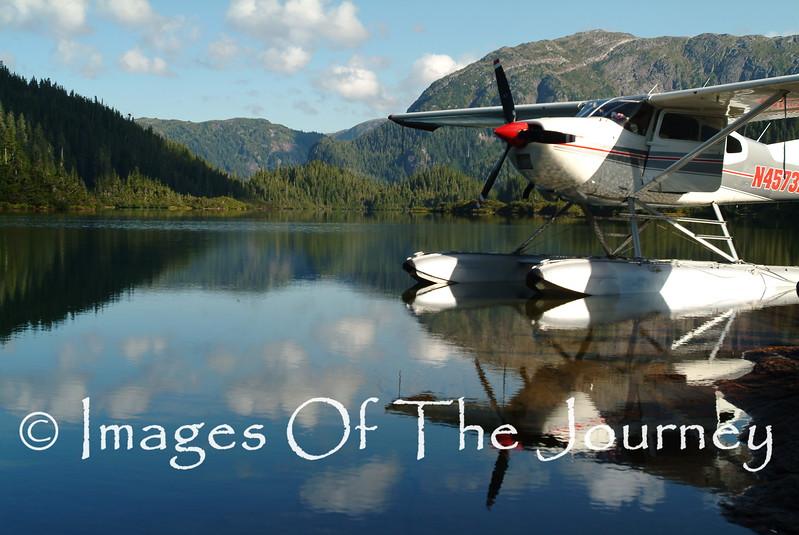 Inland Lake Alaska (Misty Fjiords National Park)