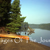 Canoe Heaven Algonquin <br /> Algonquin Provincial Park Interior campsite in the south of Ragged Lake.
