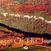 Autumn Glory- Mono Cliffs <br /> <br /> This aerial photograph was taken from a single engine light plane about 45 minutes after the dawn of an October morning.  The trees were at the height of their autumn colour display<br /> <br /> <br /> This is a rift in the Niagara Escarpment (a geologic feature left behind by the retreating glaciers about ten thousand years ago) it is north of Toronto Ontario.