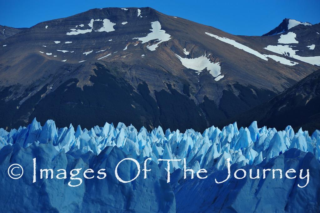 Moreno Glacier Pategonia Argentina