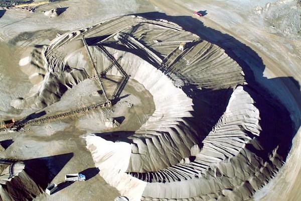 Gravel Quarry Caledon