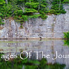 Hanging  Gardens <br /> Algonquin Provincial Park<br /> Made of some of the oldest rock on earth, part of the precambrian shield. Glacciers have past many times over this rock.