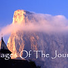 """Sailing The Tectonic Seas<br /> <br /> It might take a few million years to get anywhere but you can imagine what this amazing mountain has """"seen"""" in its time...<br /> <br /> Mont Aiguille (el. 2085 m./6842 ft.) is a mountain in the massif du Vercors in the French Prealps, located 58 km (36 mi) south of Grenoble. The mountain is most noted for its first ascent in 1492. Charles VIII ordered that the peak be climbed, so one of his servants, Antoine de Ville, made the ascent using a combination of ladders and other artificial aids. This makes it particularly important to climbers and is now climbed many times each year. <br /> <br /> SAILING THE TECTONIC SEAS by David Cale<br /> <br /> The mountain rears magnificent <br /> like a titanic ship's prow <br /> it cuts through countless dawns <br /> sun warmed or storm wracked <br /> mute testimony <br /> to the tectonic brooding <br /> of the planet below our feet <br /> <br /> I am tempted to feel small <br /> <br /> But a mountain is just a mountain <br /> not a comment on me"""