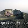 Mount Etna Sicily Recent eruption volcanic cone