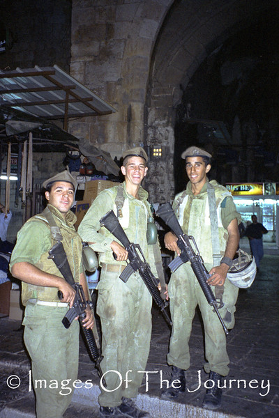 IDF Soldiers  So Young