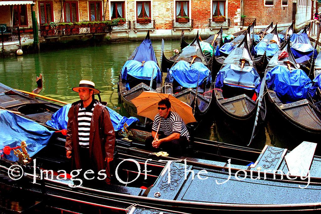 Slow Day In Venice