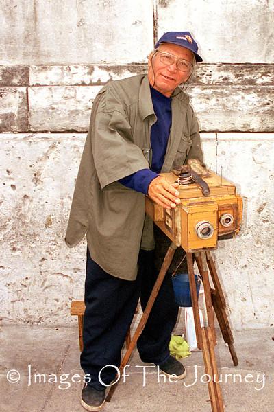 Cuban Photographer