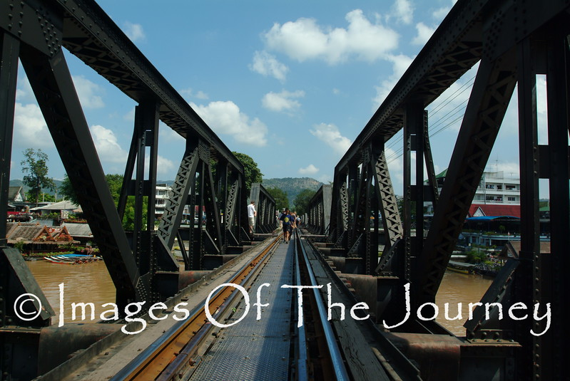 Bridge Over The River Kwai Death Railway