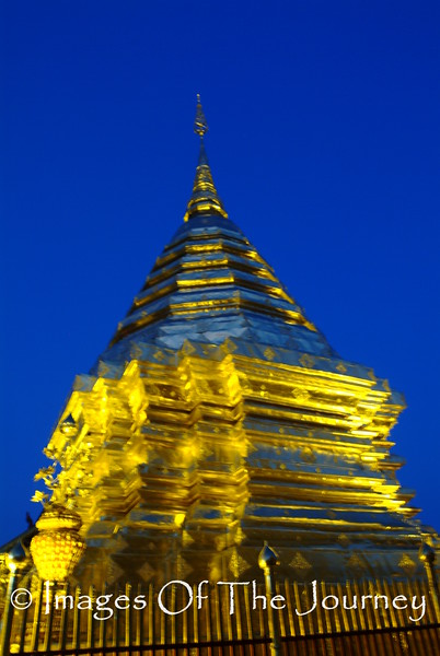 Doi Sutep Chang Mai Cheddi
