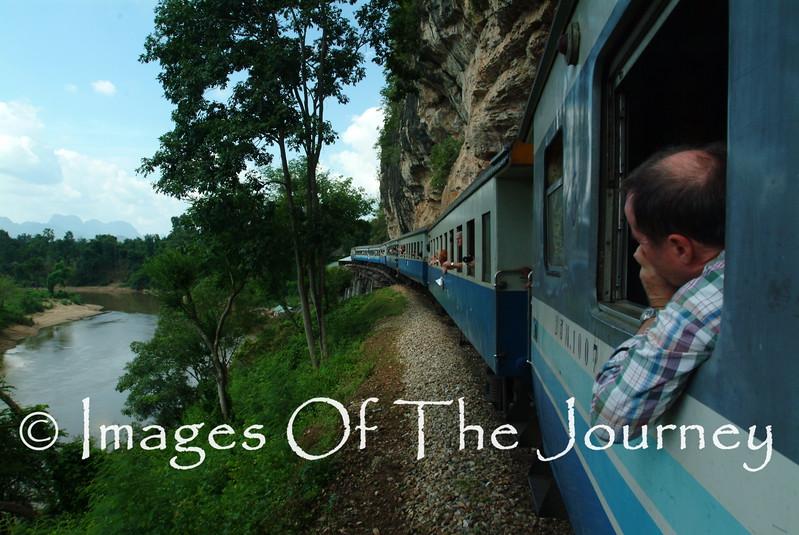 Bridge Over The River Kwai Death Railway