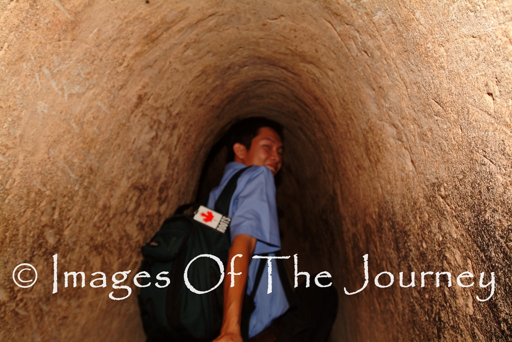 Viet Cong Tunnel Cho Chi