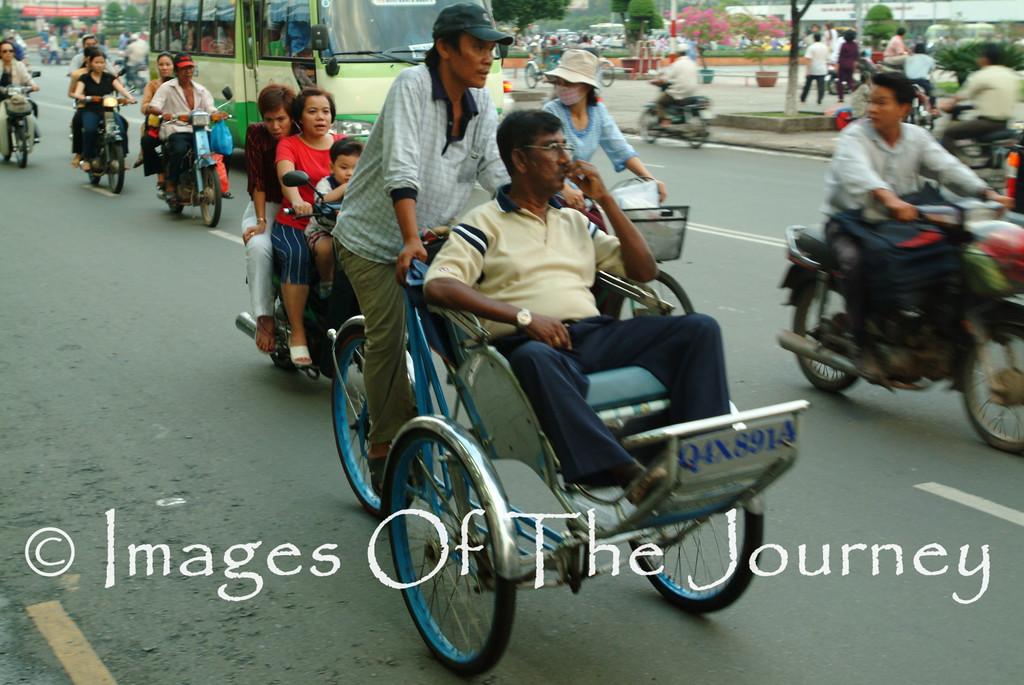 Saigon Cyclo