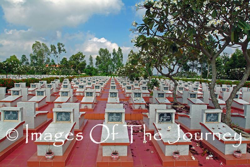 Viet Cong War Graves