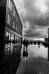 Rainy Newport