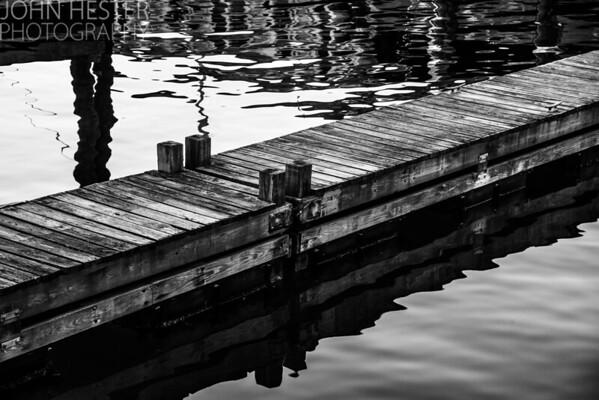 Watery Walkway