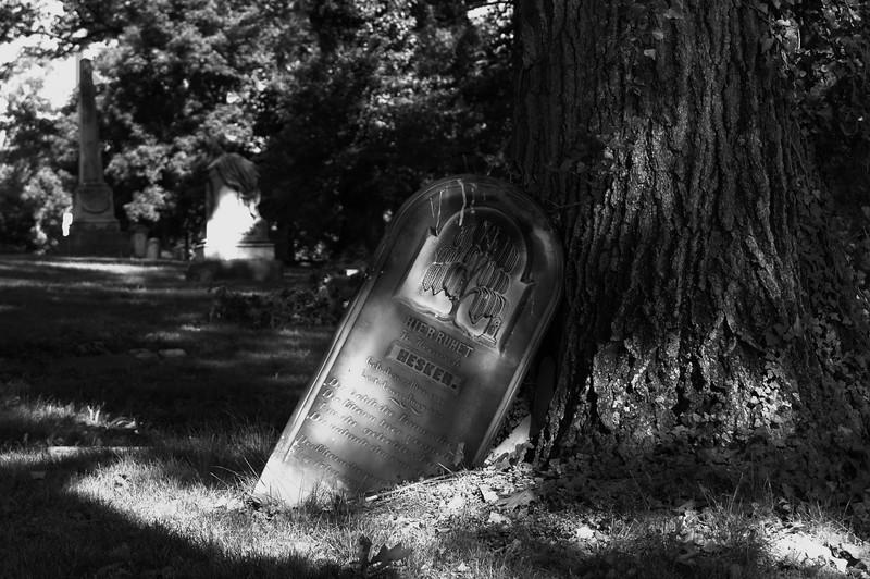 Vine Street Hill Cemetery