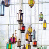 Lanterns at the Krohn Conservatory