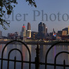 Cincinnati at Dawn